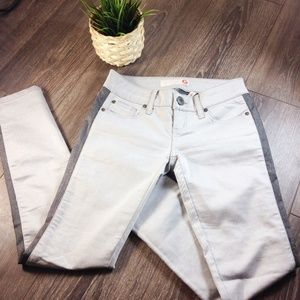 G by Guess jeans in grey super skinny size 25